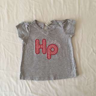 Hush Puppies Baby Girl Tee