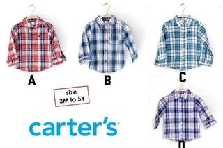 #budget20 Carter's boy shirt
