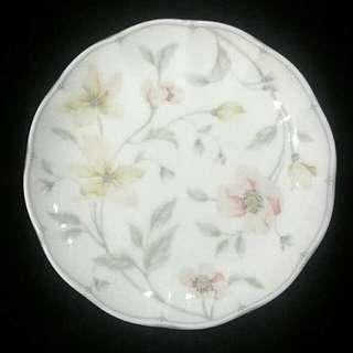 2 pc NARUMI (Cup) Saucer Plate