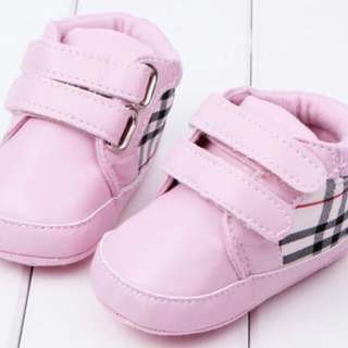 Baby Girl Pre-walker Shoes
