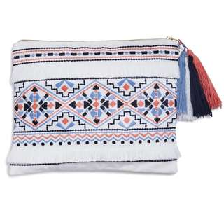 [PO] Luxurious Embroidered Pouch