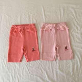 Kiko Baby Girl Pants