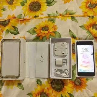 RUSH! Repriced Iphone 6 plus spacegray 16 gb
