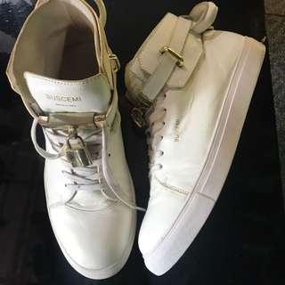 Sepatu casual buscemi original made italia