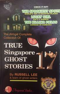True Singapore Ghost Stories vol 17