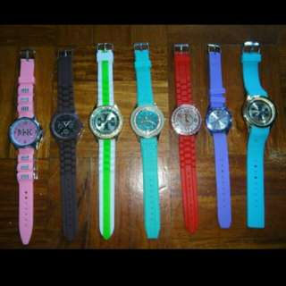 Take all 7 Watches! Watch bundle!!