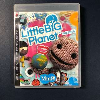 Little Big Planet - PS3 (Region 3)
