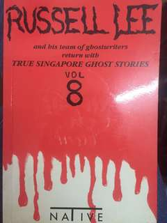 True Singapore Ghost Stories Vol 8