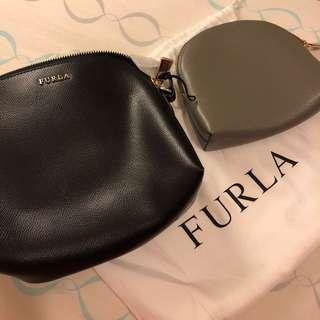 Furla 100% New Mini Bag (one set)