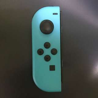 Nintendo Switch left blue Joy Con