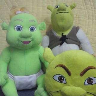 The Shrek and Family