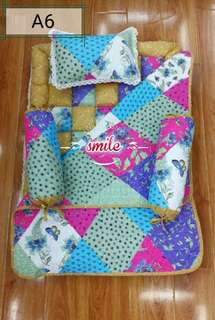 Toto baby patchwork Set toto baby 5in1