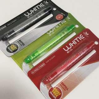 Eraser stick foc mailing