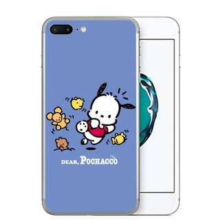Yes Zone 獨家配件 Pochacco PC狗 SANRIO sanrio iphone X 8 plus 6S samsung NOTE5 小米 手機殻$119 L16