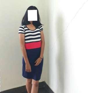 Dress stripe/garis