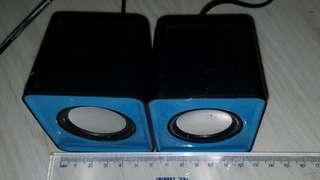 Mini pc USB speakers