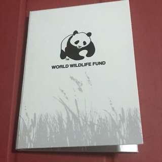 1986 Cyprus Mouflon - 1 Pound - 25th WWF