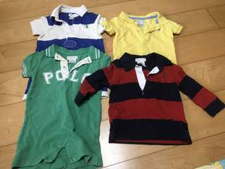 6M Ralph Lauren Baby Clothes