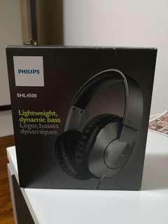 Phillips SHL4500 headphone