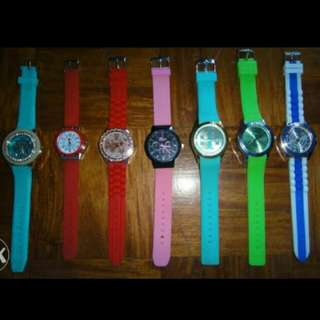 Take all 7 Watches!  Watch bundle! Part 2!