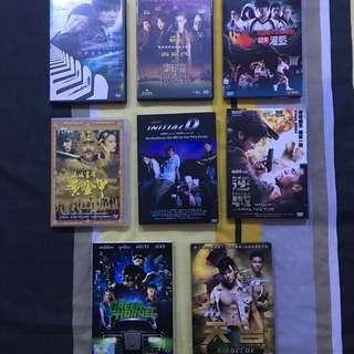 Jay Chou Movie DVD (Bundled)