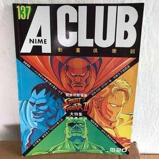 A CLUB (137-249,251-257) 共120本