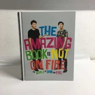 Dan and Phil - The Amazing Book Is Not On Fire