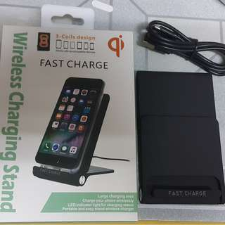 快充手機無線充電器 Wireless Quick Charger for mobile phone