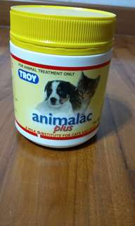 Animalac Plus Milk For Cats And Dogs