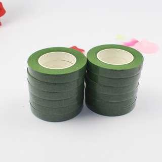 Florist Accessories: Green Flora Tape