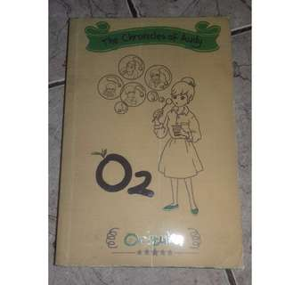 Novel (O2 : The chronicles of Audy)