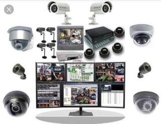 CCTV INSTALLER/SUPPLIER