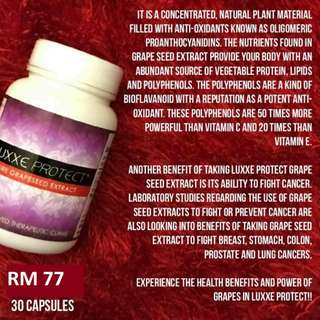 Frontrow Luxxe Protect Grapeseed Extract