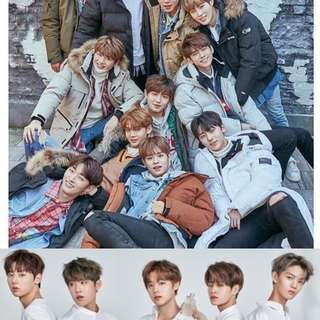 Wanna One star1
