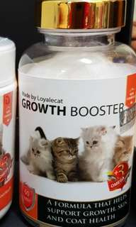 GROWTH BOOSTER PILLS