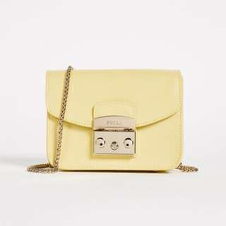 Furla Metropolis Mini Cross Body Bag