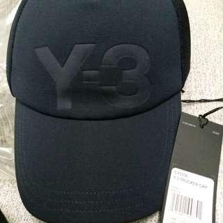 Y-3 cap帽
