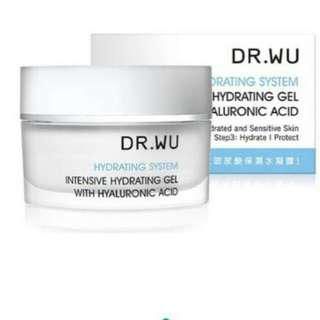 Dr Wu Hydrating System Intensive Gel With Hyaluronic Acid