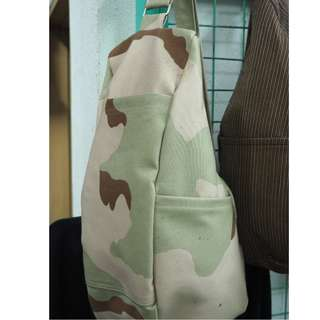 Army One Strap bagpack