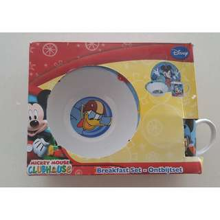 Disney Mickey & Friends Feeding Set