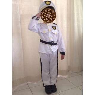 Little Sailor/Marine Costume