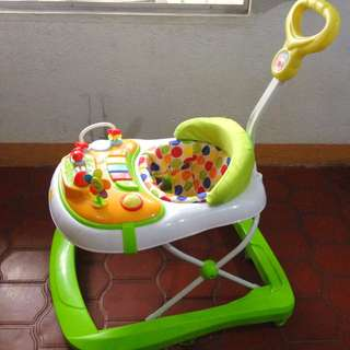 Baby Company Walker with music toy set