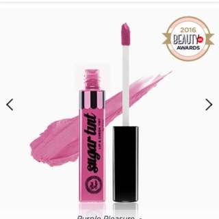 Sugartint Lip & Cheek Tint (Purple Pleasure)