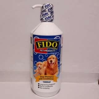 Fido Pet Shampoo
