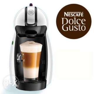 Nescafe Dolce Gusto Piccolo White BRAND NEW