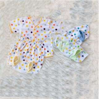 Newborn Baby clothing homewear home clothes