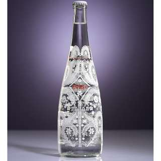 絕版珍藏 100%全新法國紀念版 Evian 2008 limited edition Christian Lacroix 限量版
