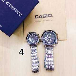 BUY1 TAKE1 CASIO EDIFICE COUPLE WATCH
