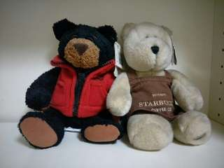 Starbucks Bear 2003
