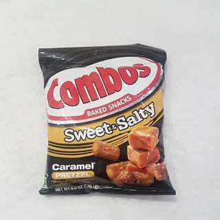 Combos Sweet and Salty